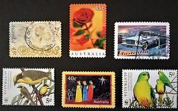 1997-1998 Chrysler Valiant ,St.Valentine's Day,Christmas,roses,birds SG 1674,1666,1832,1755,1794-1795 - 1990-99 Elizabeth II