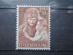 VEND BEAU TIMBRE DU LUXEMBOURG N° 435 , XX !!! - Luxembourg