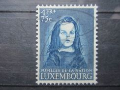 VEND BEAU TIMBRE DU LUXEMBOURG N° 436 , XX !!! - Luxembourg