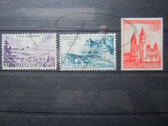 VEND BEAUX TIMBRES DU LUXEMBOURG N° 471 - 473 , X !!! - Luxembourg