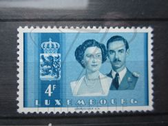 VEND BEAU TIMBRE DU LUXEMBOURG N° 469 , X !!! - Luxembourg