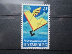VEND BEAU TIMBRE DU LUXEMBOURG N° 483 , X !!! - Luxembourg