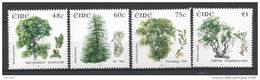 Irlande 2006 N°1698/1701 Neufs **  Flore Arbres - 1949-... République D'Irlande