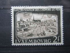 VEND BEAU TIMBRE DU LUXEMBOURG N° 517 , XX !!! - Unused Stamps