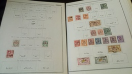 D187 LOT FEUILLES MAROC NEUFS / OB A TRIER BELLE COTE DÉPART 10€ - Stamps