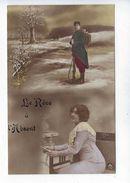 CPA Carte Photo Guerre 1914 1918 Patriotique Le Rêve à L'absent N° 545 Mug - Guerre 1914-18