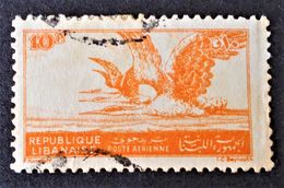 POSTE AERIENNE 1946 - OBLITERE - YT PA 7 - MI 336 - Liban
