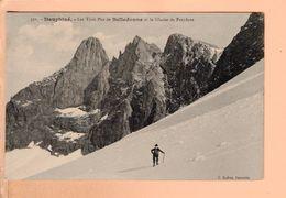 Cpa  Carte Postale Ancienne  - Les Trois Pics De Belledonne  532 - Autres Communes