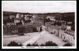 22, BOURBRIAC, LA PLACE, VUE PRISE DU CLOCHER - Sonstige Gemeinden