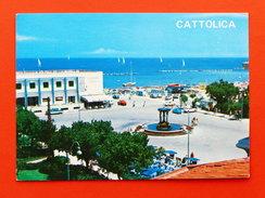Cartolina Cattolica - Panorama - 1971 - Rimini