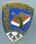 POLICE NATIONALE-LOIRET CODE PENAL - Police