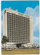 Antwerpen: FIAT 132, MERCEDES W123, BMW 5 SERIE, PEUGEOT 304 BREAK, SIMCA 1308 -  Crest Hotel, G. Legrellelaan 10 - Passenger Cars