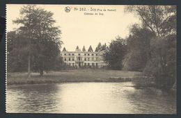 +++ CPA - SCY - Château - Nels N° 282  // - Hamois