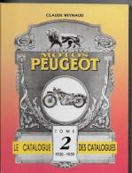 Motos Peugeot 1930 1939 - Moto