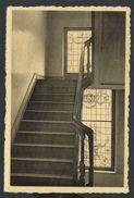 +++ CPA - PORCHERESSE EN ARDENNE - Home De La Paix - Escalier Qui Mène Aux Dortoirs   // - Daverdisse