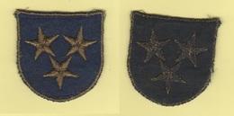 Distintivo Alpino Canottiglia Patch Anni 50 - Scudetti In Tela