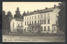 +++ CPA - BAILLONVILLE - Château - Nels N° 228   // - Somme-Leuze