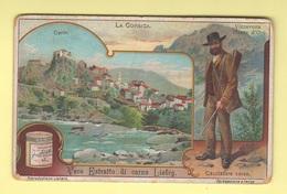 Corsica Corse Figurina Liebig - Liebig