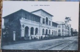 Togo Lome Hotel Gariglio Cpa - Togo