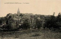 SAINT ROMAIN D'URFE - LE VILLAGE - LE BOURG - France