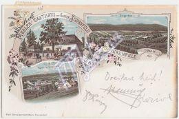 AK AUSTRIA A-0561 SIEGENFELD - Siegenfeld B. Baden, N.Ö. - Riegler's Gasthaus - Otros