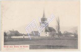 AK AUSTRIA A-0572 SOOS B. BADEN - Gruss Aus Soos Bei Baden - Otros