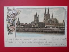 Köln :Gruss Aus Köln (K30) - Koeln