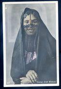 Cpa  D' EgypteYoung  Arab Woman -- Jeune Femme Arabe -- Junge Araberfrau     SEP17-38 - Egypt