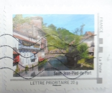 Montimbramoi Saint Jean Pied De Port - Personnalisés (MonTimbraMoi)