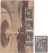 PORTUGAL Postcard Circulated To Austria- 192?- 35$ IMPRESSOS- Read - Variétés Et Curiosités