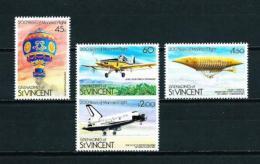 Granadinas (St. Vicente)  Nº Yvert  275/8  En Nuevo - St.Vincent Y Las Granadinas