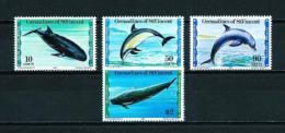 Granadinas (St. Vicente)  Nº Yvert  175/8  En Nuevo - St.Vincent Y Las Granadinas