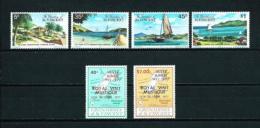 Granadinas (St. Vicente)  Nº Yvert  116/7-118/21  En Nuevo - St.Vincent Y Las Granadinas