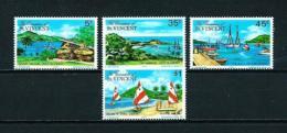 Granadinas (St. Vicente)  Nº Yvert  65/8  En Nuevo - St.Vincent Y Las Granadinas