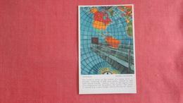 Mapparium  Western Hemisphere Christian Science Publishing House -ref 2706 - Religions & Beliefs