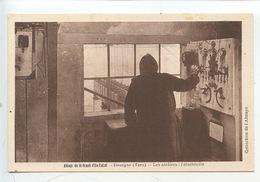 Abbaye Saint Benoit D'en Calcat : Les Ateliers : L'électricité - Moines (cp Vierge) - Altri