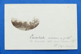 Cartolina Gassino - 1899 - Italia