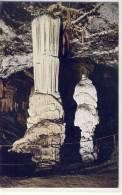Grotte Di POSTUMIA Presso Trieste, Il Brillante  Stalactite - Slovénie