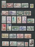 FRANCE - ANNEE COMPLETE 1959 - 44 Timbres Neufs Luxe** Du N° 1189 Au N° 1229. Voir Descriptif. - 1950-1959