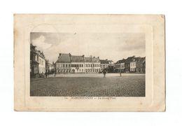 MARCHIENNES - La Grand'Place (1915). - Saint Amand Les Eaux