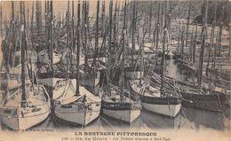 ¤¤   -  ILE-de-GROIX    -   Les Thoniers Désarmés à PORT-TUDY     -  ¤¤ - Groix