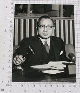 U THANT (United Nations) - Vintage PHOTO REPRINT (AT-169) - Reproductions