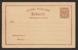 "Komplette Doppelkarte ""Kreuzer"", * - Deutschland"