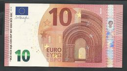 """Greece  """"Y"""" 10  EURO UNC! Draghi Signature!!  """"Y""""   Printer  Y003I1! UNC! - EURO"""