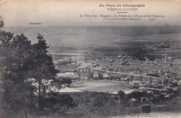 LA VILLA D'AY  MAGENTA  LA VALLEE DE LA MARNE ET LES VIGNOBLES  (VUE PRISE DU MONT BERNON) (dil329) - Sonstige Gemeinden