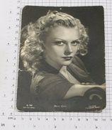 GOLL BEA - Vintage PHOTO POSTCARD (AT-176) - Acteurs