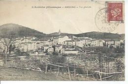 JAUJAC - VUE GENERALE - France