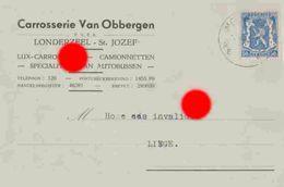 LONDERZEEL SINT JOZEF 1938 VAN OBBERGEN - Londerzeel