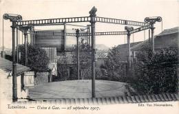 Lessines - Usine à Gaz - 25 Septembre 1907 - Lessines