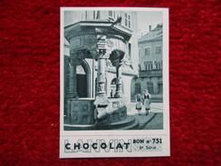 Chocolat Lanvin / Bon N° 751 / 6° Série - Vieux Papiers